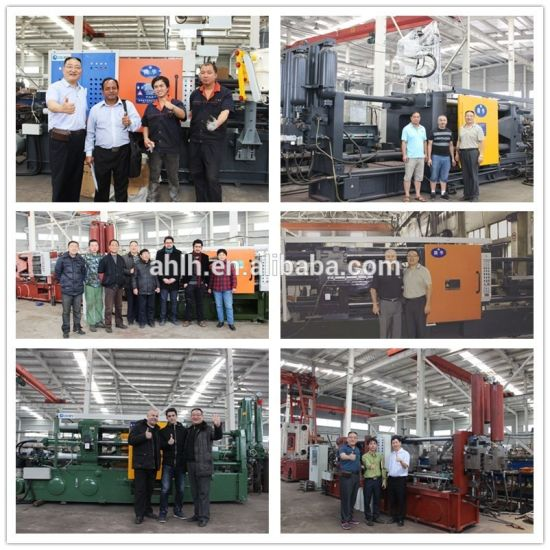 Lh- 350t Small Die Casting Machine Metal Injection Molding Machine Die Pressed Casting of LED Light Making Machine
