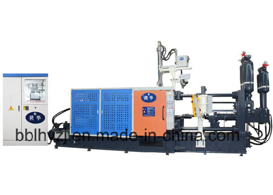 Lh- 700t Electromotor Housing Producing Machine The Motor End Cover Die Casting Machine
