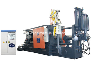 Lh-1250t Chinese Supplier New Condition Zinc Injecton Moulding Machine Cold Chamber Die Casting Machine
