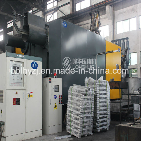 Lh-3500t Energy Saving Die Casting Machine High Quality Machinery for Manufacturing Metal