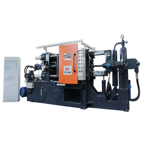 High Presuure Cold Chamber Die Casting Process Machine